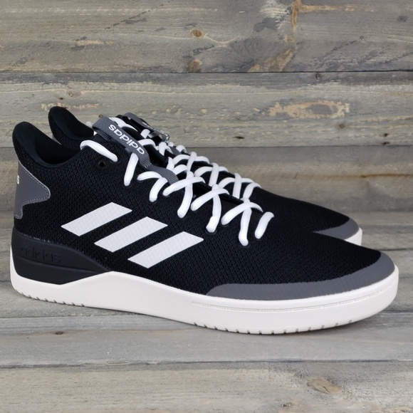 the best attitude f5657 58f9b New adidas Men's Basketball 80s Shoes Black/White NWT
